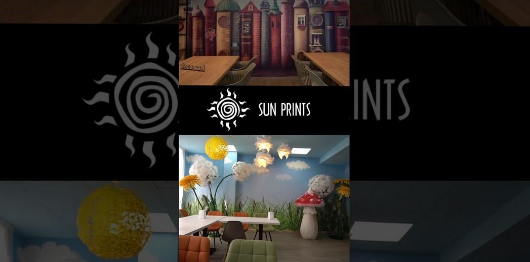 Sunprints Stories